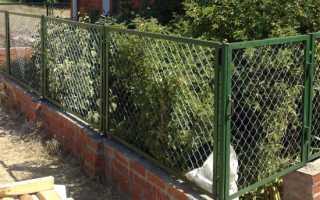 Как дешевле построит забор