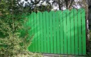 Как дешевле сделать забор на даче
