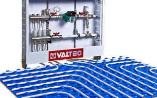 Автоматика для теплого водяного пола valtec