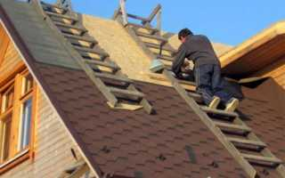 Как сделать лестницу на крышу из дерева своими руками