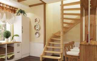 Винтовая лестница в доме на второй этаж своими руками фото