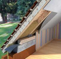 Теплоизоляция для крыши что лучше