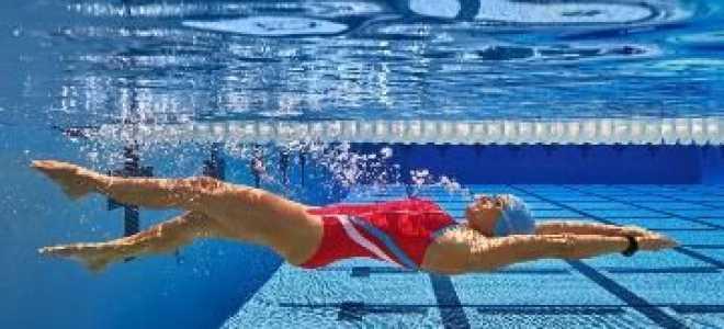 Если снится как плаваешь в бассейне