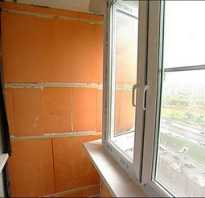 Чем теплее утеплить балкон своими руками