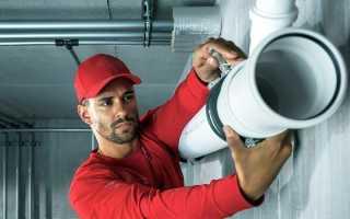 Замена труб водопровода сварка