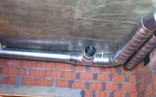 Устройство вентиляции в частном доме из кирпича