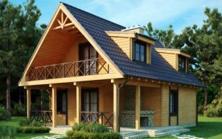 Балкон своими руками для частного дома