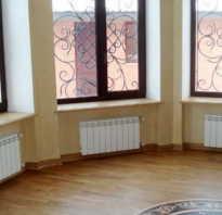 Схема обвязки теплого пола с радиаторами
