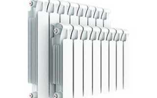 Алюминиевые или биметаллические радиаторы отопления плюсы и минусы