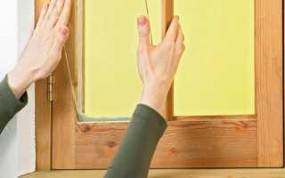 Вставить деревянное окно в деревянном доме своими руками