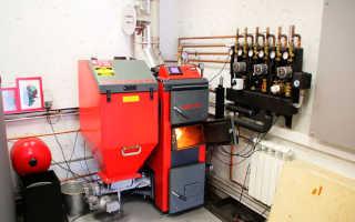 Автоматический угольный котел для отопления частного дома