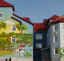 Рисунки на кирпичной стене своими руками на улице фото