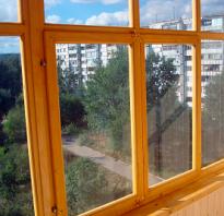 Сделать рамы на балкон своими руками