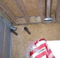 Устройство приточной вентиляции в каркасных домах