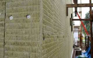Как утеплить деревянные стены минватой снаружи своими руками