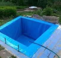 Из каких блоков лучше строить бассейн