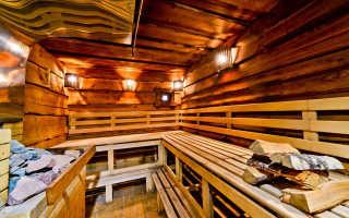 Баня с дровяной печью проект