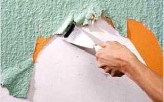 Ремонт стен в квартире своими руками поэтапно видео