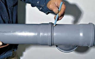 Гибкая труба для канализации как соединить