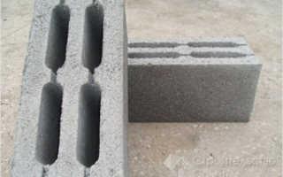 Баня из керамзитных блоков какой фундамент