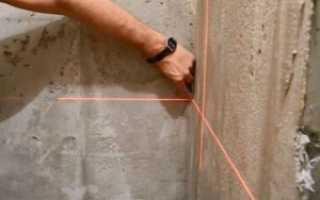 Как выровнять стены под покраску своими руками
