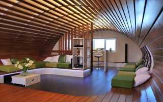 Устройство вентиляции в частном доме с мансардой