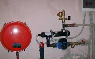 Электродный котел для отопления дома своими руками