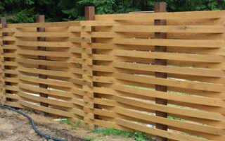 Как еще называется деревянный забор