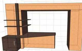 Балкон соединенный с кухней своими руками