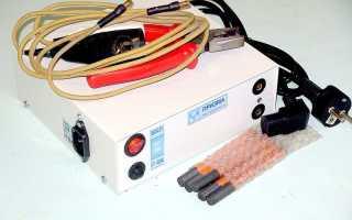 Аппарат для сварки электрических проводов