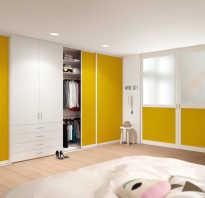 Шкаф вдоль стены до потолка своими руками