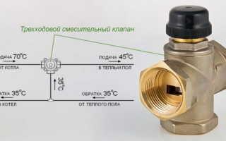 Rtl клапан для теплого пола что это