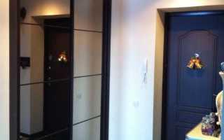 Шкаф купе своими руками с натяжными потолками