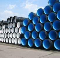 Труба полиэтиленовая 110 мм для телефонной канализации