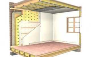 Шумоизоляция потолка в квартире своими руками дешево видео