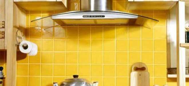 Бытовые вытяжки для кухни с отводом в вентиляцию