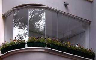 Рама на балконе до пола как сделать