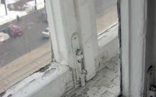 Этапы ремонта окна своими руками