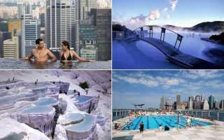 Бассейн в сингапуре как не упасть