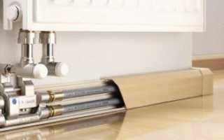 Автономное поквартирное отопление в многоквартирном жилищном доме