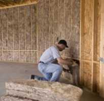 Утепление стен внутри каркасного дома своими руками