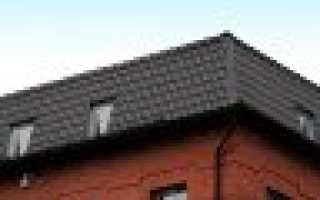 Что это крыша комната мансарда одним словом