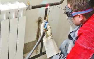 Является ли замена радиаторов отопления капитальным ремонтом