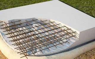 Бетонная плита для потолка своими руками