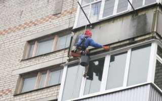 Внутренняя отделка потолка балкона своими руками