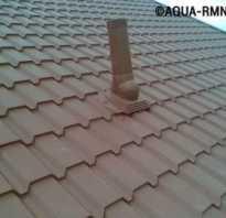 Теплоизоляция фановой трубы на крыше