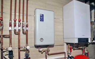 Автономное отопление в доме газ или электричество