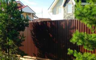 Как заказать забор в талдоме