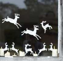Шарики на окна своими руками