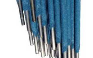 Методы изготовления электродов для дуговой сварки